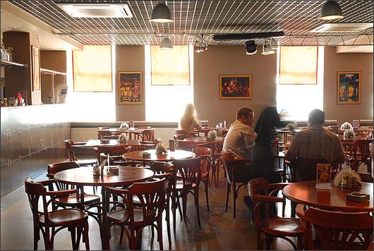 Ресторан Сити-паб - фотография 2
