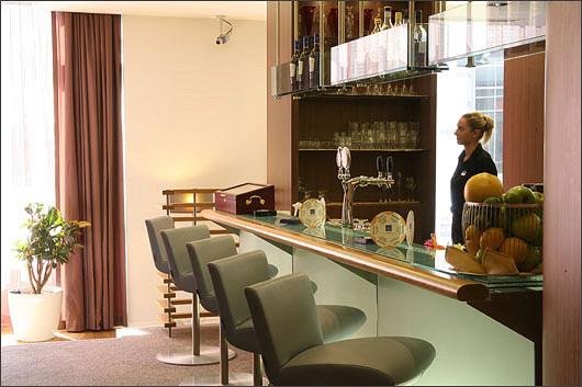 Ресторан Novotel Café - фотография 3