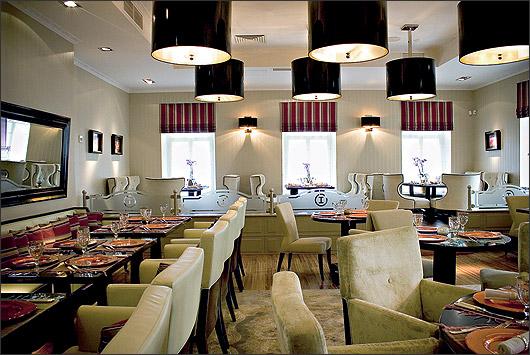 Ресторан 2-й этаж - фотография 24