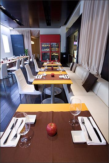 Ресторан Apple Bar - фотография 13