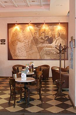 Ресторан Шоколадница - фотография 10