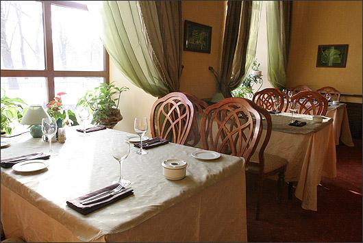 Ресторан Зелень - фотография 11