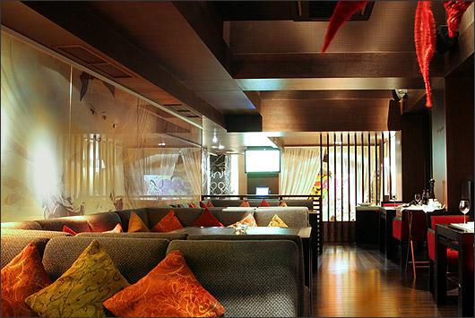 Ресторан Sky Lounge - фотография 3