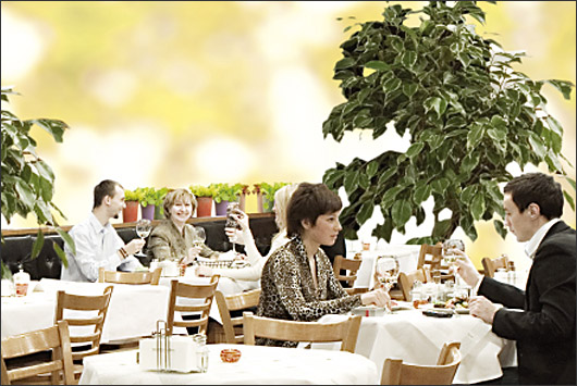 Ресторан Филимонова и Янкель - фотография 16