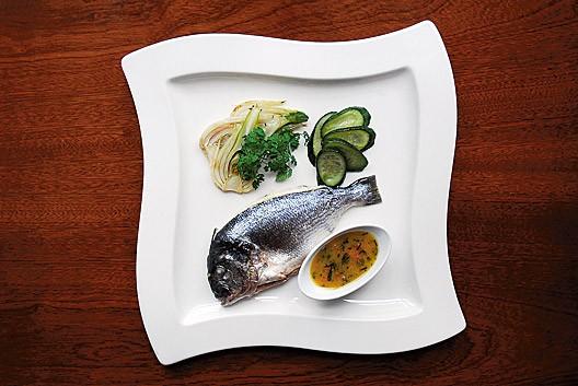 Ресторан Carre Blanc - фотография 11