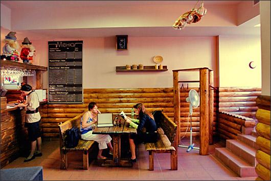 Ресторан Русская забава - фотография 2