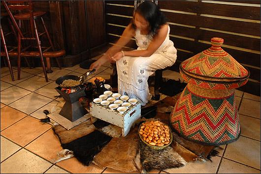 Ресторан Аддис-Абеба - фотография 15