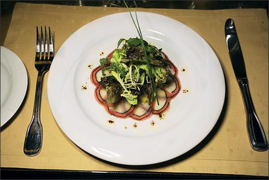Ресторан Люмьер - фотография 7