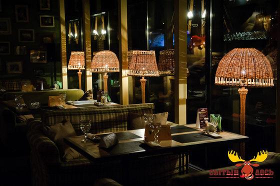 Ресторан Сытый лось - фотография 7
