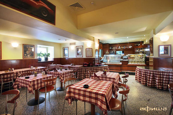 Ресторан Pinocchio - фотография 12