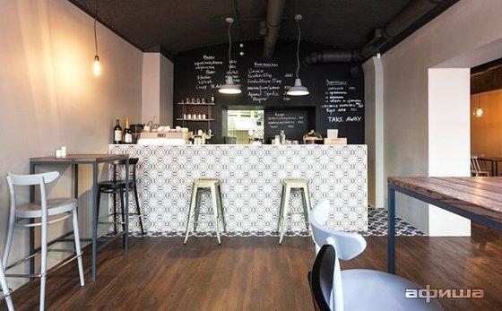 Ресторан Grey's - фотография 11