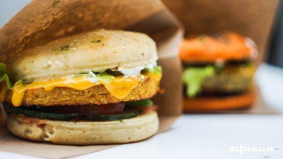 Ресторан Jiva Burgers - фотография 6