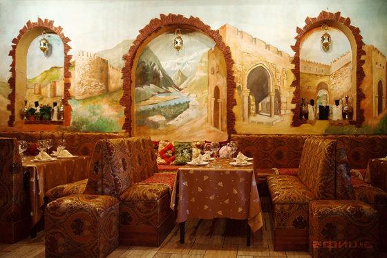 Ресторан Анталия - фотография 1