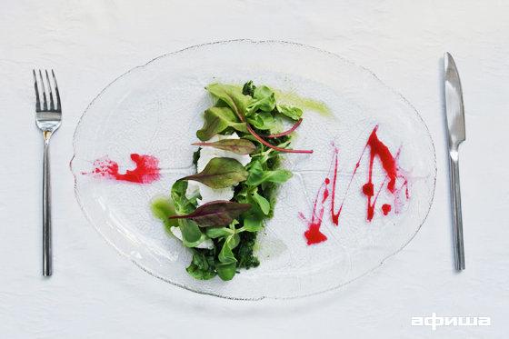 Ресторан Eat & Talk. В саду - фотография 7