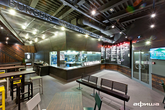 Ресторан Shake Shack - фотография 3
