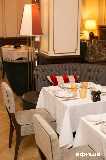 Ресторан Astoria - фотография 10