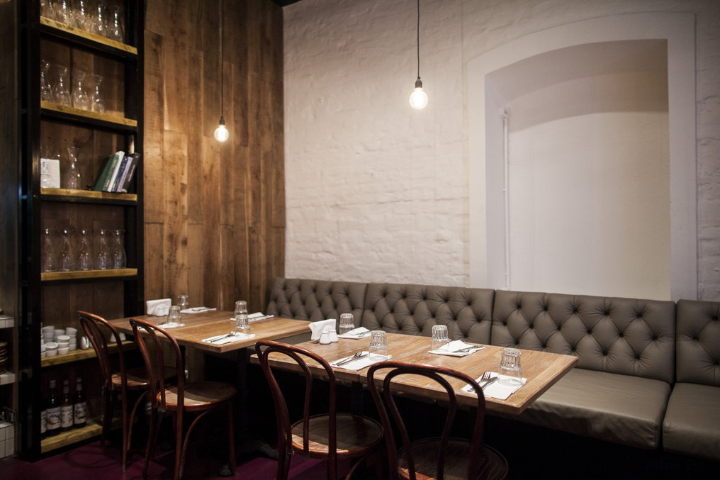 Ресторан United Kitchen - фотография 1
