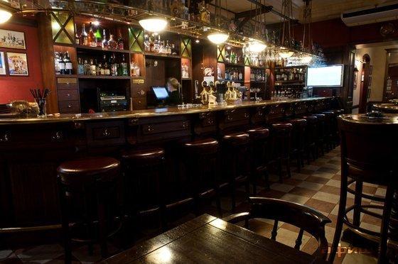 Ресторан James Cook - фотография 20