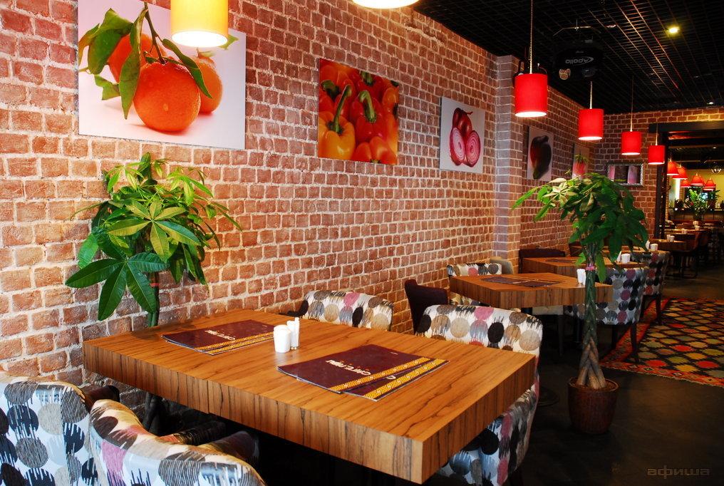 Ресторан Saperavi Café - фотография 5