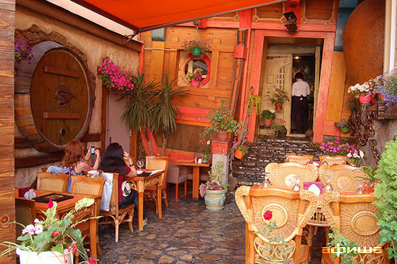 Ресторан Генацвале  - фотография 5