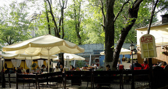 Ресторан Дача на Покровке - фотография 8
