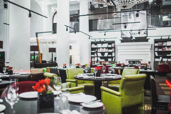 Ресторан Tatler - фотография 12