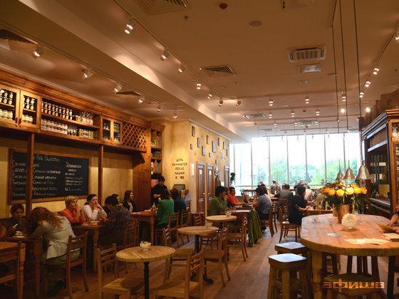 Ресторан Le pain quotidien - фотография 1