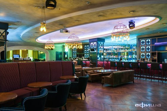 Ресторан Gatsby Bar - фотография 14