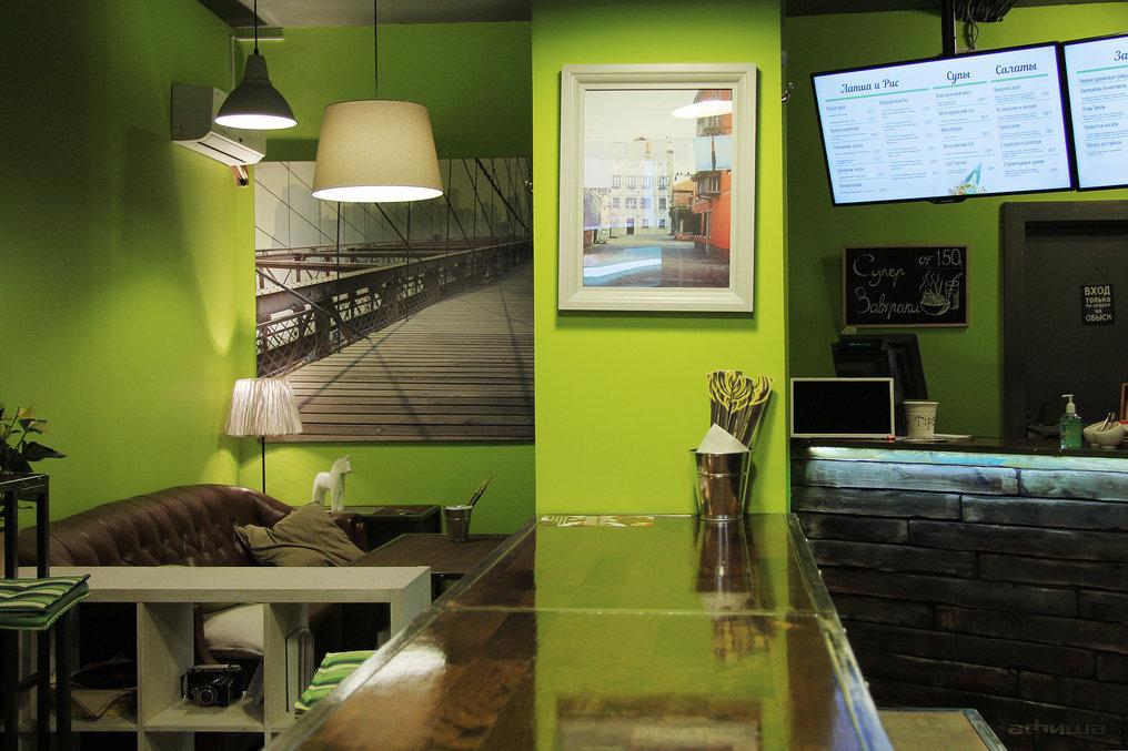 Ресторан Mr. Wok - фотография 9