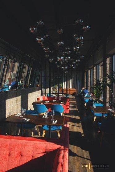 Ресторан Паруса на крыше - фотография 7