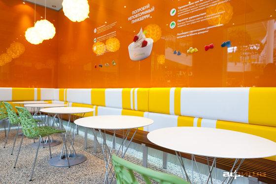 Ресторан Pinkberry - фотография 1