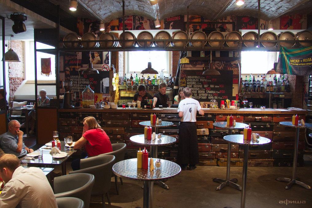 Ресторан Камчатка - фотография 8
