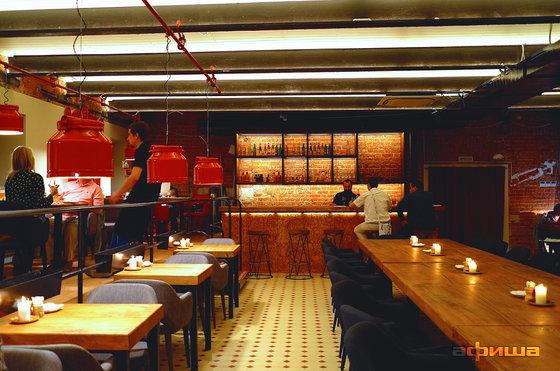 Ресторан Lavkalavka - фотография 23