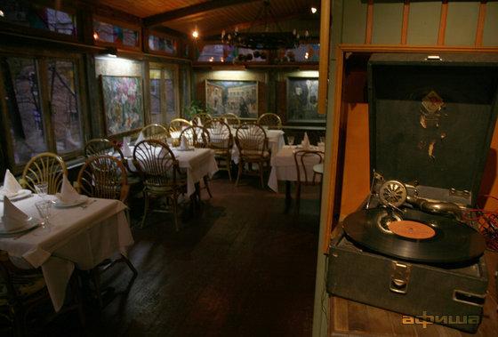 Ресторан У Пиросмани - фотография 7