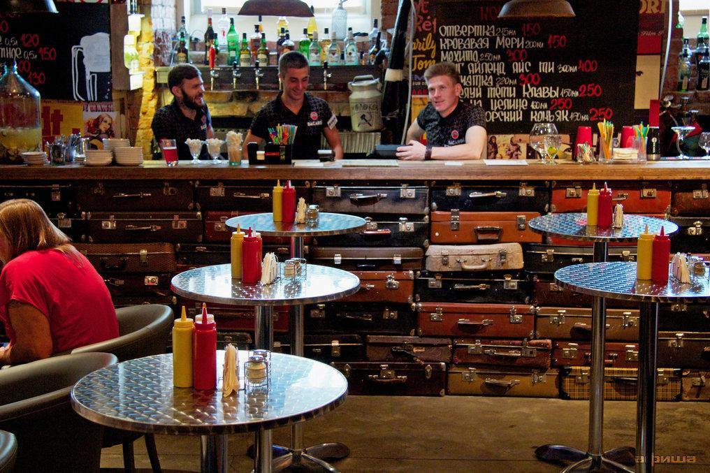Ресторан Камчатка - фотография 10
