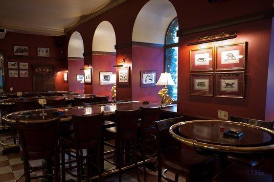 Ресторан James Cook - фотография 3