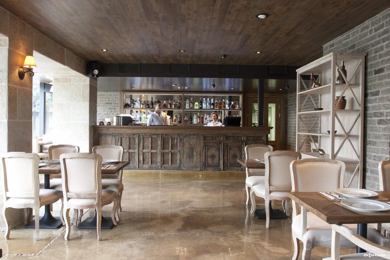 Ресторан Магнолия - фотография 13