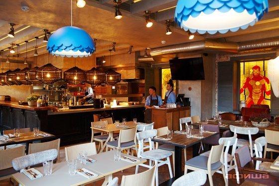 Ресторан Поехали - фотография 2