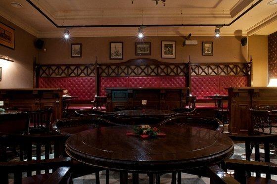 Ресторан James Cook - фотография 21