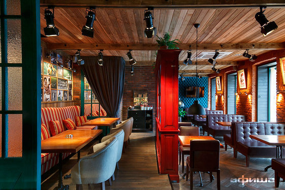 Ресторан Soccer Place - фотография 3