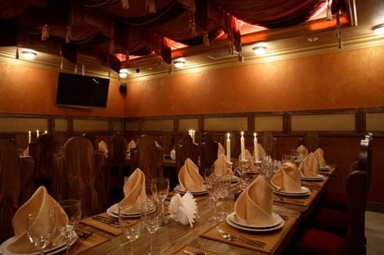 Ресторан Замок огня - фотография 2