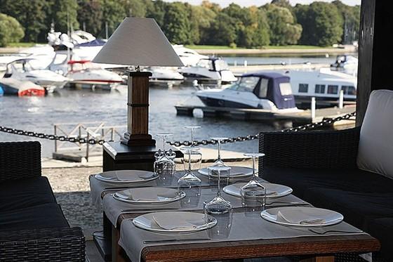 Ресторан Le cristal - фотография 9
