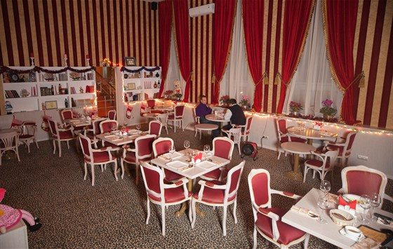 Ресторан La familia - фотография 13 - Общий зал
