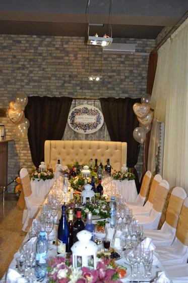 Ресторан У моста - фотография 8 - свадьба в баре Нагорного