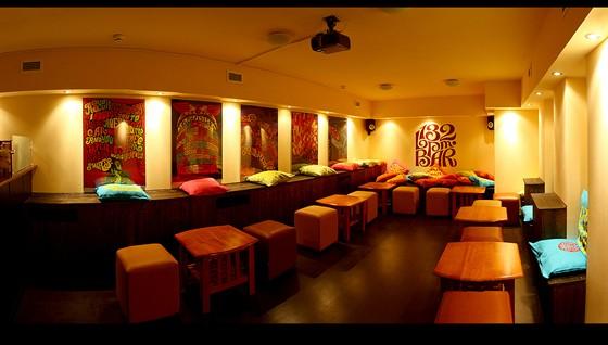 Ресторан 132 BPM - фотография 2 - нижний зал