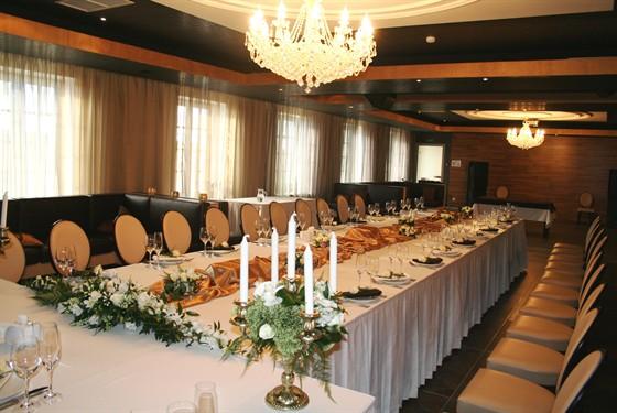 Ресторан Sochi - фотография 2 - банкет в ресторане sochi