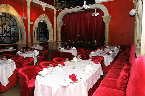 Ресторан Тройка - фотография 1