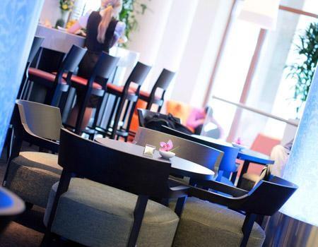 """Ресторан Пиано - фотография 1 - Интерьер """"Пиано Бара"""""""