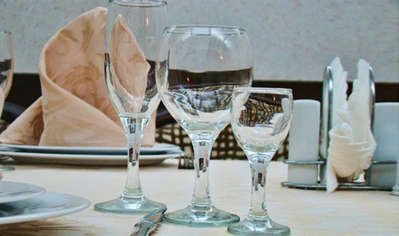 Ресторан Золотое время - фотография 9 - Банкетный зал VIP