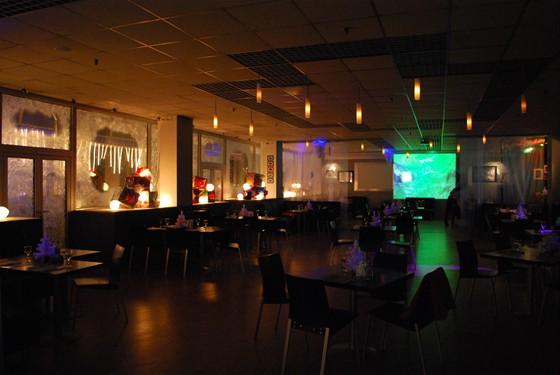 Ресторан Портал - фотография 10 - Общий вид